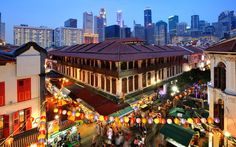 How many days should you stay in Singapore for?