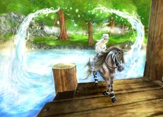 Hello i love this picture its actully pretty good :) (by the way im Marie waterfield on starstable)