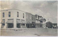 Brooksville Main Street Scene 3 by ghs1922, via Flickr