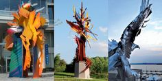 Find Albert Paley's sculptures at the Corcoran Gallery's 'American Metal' and on area streets - The Washington Post