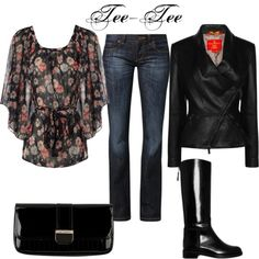 """""""outfit # 160"""" by teeteeshop on Polyvore"""