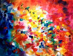 IMPACT by Emma Campbell on ArtClick.ie abstract art