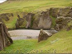 EnjoyIceland.is - Fjaðrárgljúfur - A canyon - South East Iceland