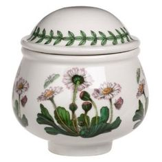Portmeirion Botanic Garden Covered Sugar Bowl