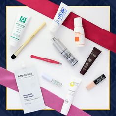 SNEAK PEEK #4: You know you love us. Repin if one of these luxe must-haves is catching your eye. #ipsy #AugustGlamBag #PrepSchool