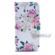 Fashion Design PU Leather Wallet Card Holder Stand Flip Cellphone Case Cover MOTO G2 - 12 Designs