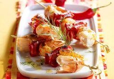 Œufs de caille sur canapé - 60 recettes pour l'apéritif dînatoire du Nouvel an - Femme Actuelle