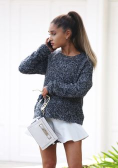 Ariana out in LA.
