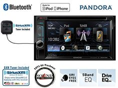 Special Offers - Kenwood DDX372BT 6.2 DVD Receiver with Built in Bluetooth and a SiriusXM Satellite Radio Tuner antenna and a FREE SOTS Air Freshener - In stock & Free Shipping. You can save more money! Check It (September 23 2016 at 08:41PM) >> http://wbluetoothspeaker.net/kenwood-ddx372bt-6-2-dvd-receiver-with-built-in-bluetooth-and-a-siriusxm-satellite-radio-tuner-antenna-and-a-free-sots-air-freshener/