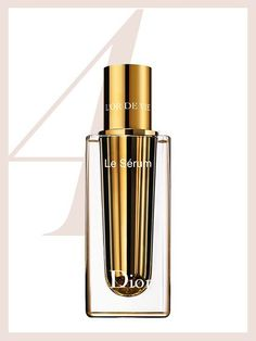 "Dior L'Or de Vie serum ""It keeps my skin glowing."" Photo: Courtesy of Dior Beauty Tips For Hair, Natural Beauty Tips, Beauty Hacks, Beauty Ideas, Lady Dior, Christian Dior, French Beauty Secrets, Dior Beauty, Beauty Care"