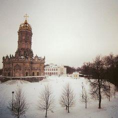 """""""#podolsk #inpodolsk #winter"""""""