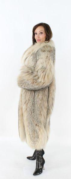 Sumptuous Canadian Lynx Coat