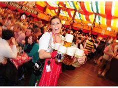 Oktoberfest Madrid en septiembre - http://vivirenelmundo.com/oktoberfest-madrid-en-septiembre/3842 #Alemania, #Madrid, #Oktoberfest