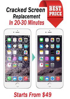 iPhone 6 Plus Display LCD Touchscreen Digitizer Reparatur Austausch Komplett Iphone Repair, Laptop Repair, Mobile Phone Repair, Computer Repair, Mobile Phones, Iphone 7, White Iphone, Apple Iphone, Samsung Galaxy S3