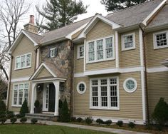 arch,   French Colonial - traditional - exterior - boston - DSA Architects