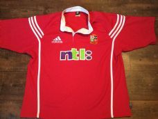 d259643acdc 2001 British and Irish Lions Rugby Union Shirt Adults XXL 2XL British And Irish  Lions,