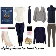 Ravenclaw fashion for a perfect look