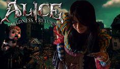 Alice - Madness returns cosplay (misstitched dress)