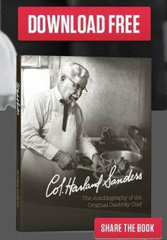 Free Colonel Sanders Recipe Book