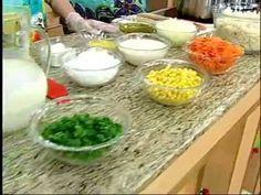 Suflê de Bacalhau - Cozinha pra 1 - YouTube