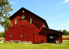 Historic Barns of Northwest Ohio, pt. 2