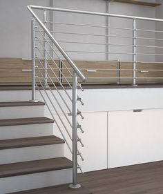 ... Outside Stair Railing, Staircase Railings, Staircase Design, Stairways, Balcony Grill Design, Plan Design, Living Room Designs, Ideas Para, Fence