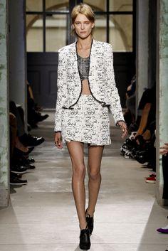 Balenciaga - Spring 2013 Ready-to-Wear