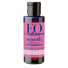 EO Smooth Wild Rose & Coconut Conditioning Serum Natural Hair Treatment