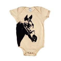 Horsey onesie horse themed gifts clothing jewelry and horse onesie by loyalty youngblood negle Choice Image