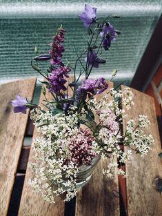 Juhannuskukkaset🌼🌺 Floral Wreath, Wreaths, Table Decorations, Furniture, Home Decor, Floral Crown, Decoration Home, Door Wreaths, Room Decor