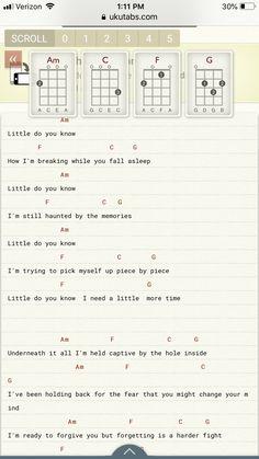 lovely - billie eilish & khalid    ukulele chords