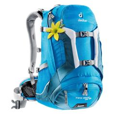 Order the Deuter Trans Alpine 26 SL Rucksack today from Cotswold Outdoor - Fast Delivery - Expert Advice - Customer Satisfaction Hiking Backpack, Backpack Purse, Purse Wallet, Backpack Through Europe, Shops, Bike Bag, Adventure Gear, Backpack Brands, Camping