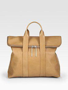Phillip Lim '31 Hour Bag'...DO WANT!  $750.00
