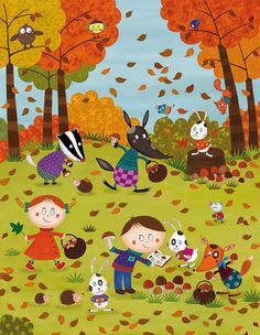 Corinne Bittler - professional children's illustrator, view portfolio