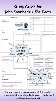 the pearl question multiple choice test comprehension the pearl by john steinbeck study guide