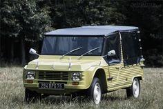 Fotos Citroën Méhari; un hippy cuarentón