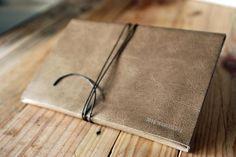 The Handmade Simple Leather iPad Mini Case