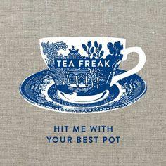 Tea humour