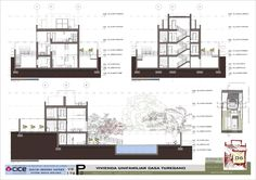 House Elevation, House Plans, Arch, Floor Plans, Drawing, World, Home Elevation, Home Plans, Architects