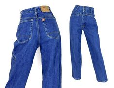 Nicelly Womens Holes Faded Silm Fit Denim Empire Waist Straight Jean