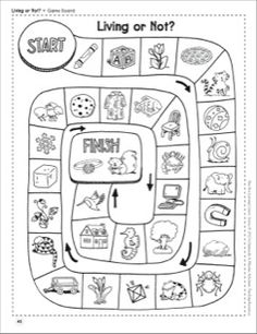 33 Best Living and Nonliving lesson plans images in 2019
