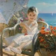 Pintura a óleo sobre tela de Vladimir Volegov