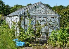huis-tuin-en-keuken: C: De kas witten, maar dan anders