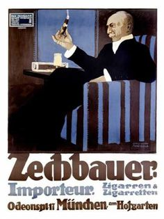 Zechbauer – Otto Ludwig Naegele – Alemania (1906)