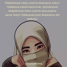 Muslim Pictures, Islamic Pictures, Muslim Quotes, Islamic Quotes, Cute Quotes, Best Quotes, Islamic Cartoon, Manga Eyes, Anime Muslim