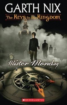 Mister Monday by Garth Nix (US) A series of seven books that draw heavily from Arthurian legend, Judeo-Christian and other religious traditions, and Joseph Campbell's monomyth and archetypal structures.