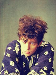 Ian McCulloch from Echo And the Bunnymen