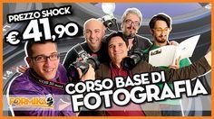 La Formika: CORSO DI FOTOGRAFIA BASE !!! 10 LEZIONI A SOLI € 41,90! - DIGITAL SPRINT