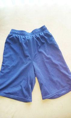 Boy's 14-16 Husky Starter Blue Basketball Sport Athletic Bottoms Shorts #Starter #Everydayathletic