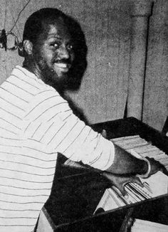 Frankie Knuckles at The Warehouse